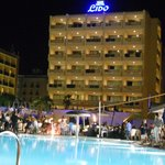 Hotel Lido di sera