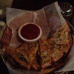 Pizza triangles :)