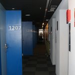 Rooms on the 12th floor