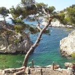 The calanque