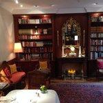 reading room/lounge