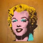 Всемирно известный портрет Монро