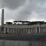 Petersplatz, Rom - April 2014 - 9