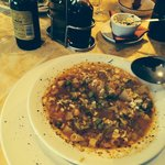 Minestrone where the taste supercedes the picture - absolutely fab!