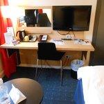 Camera pulita e funzionale