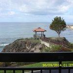 Views from room/balcony