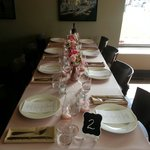 Sundays we are available for private functions.