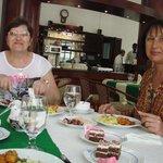 """Обед в ресторане """"Гондола"""" на первом этаже отеля"""