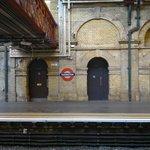 U-Bahn Station Paddington