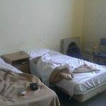 2er Zimmer zum Hof