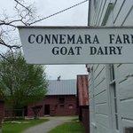 Connermara Farm Goat Dairy.