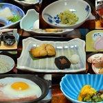 Kaiseki Set Breakfast