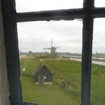 View out mill window
