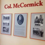 Col. McCormick gifted Cantigny to Illinios