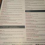 Snippet of the menu offerings, Original Joe's  |  3681 Portage Avenue, Winnipeg, Manitoba R3K 2G