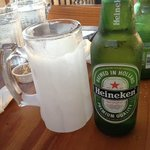 Nice and very cold beer
