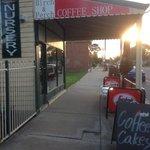 Birch and Perch Coffee Shop