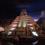 Inside the Mayan Pyramid