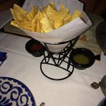 Free chips and salsa; what's not to like?