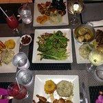 YUMMY! Hopi Bon food indeed.