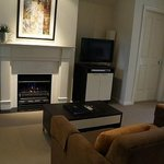 Fire place/ lounge