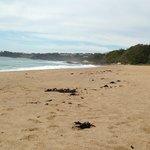 Private sapphire beach