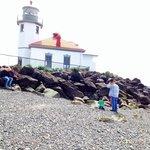 Alki Light House