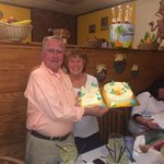 Love them , Barb thank you for coming to celebrate your 50th anniversary with us, God bless!!!