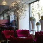 Hotel Savoy Lobby