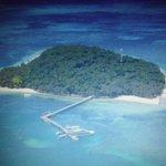 グリーン島全景