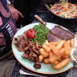 12 oz rump steak