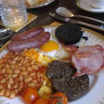 the best breakfast ever......