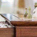 Salon social ajedrez