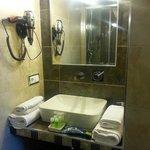 Baño de alta calidad.