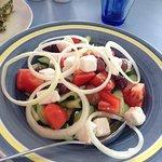 Horiatiki (Village Style Salad)
