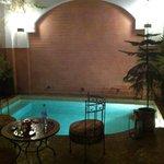 Riad anya piscine