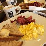 Breakfast at Bo's