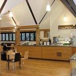 صورة فوتوغرافية لـ Wells Cathedral Cafe