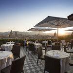 Blues Brasserie Sicilian Food
