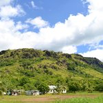View during drive from Labasa