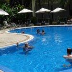 Сам бассейн