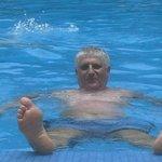 Я в басейне