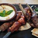 Arbain Mixed Grill!