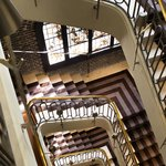 Le Royal Monceau Raffles Paris - Staircase 1