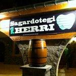 Photo de Sagardotegi-Pub Herri