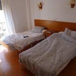 chambre mais avec lit séparer