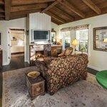 Guest Cottage Living Room