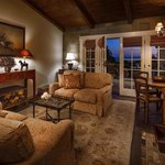 Kennedy Cottage Living Room