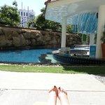pool and pool bar
