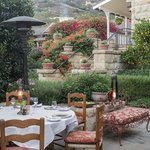 Stonehouse Restaurant Outdoor Dining